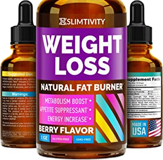 Appetite Suppressant for Weight Loss - Great Way to Lose Weight Fast for Women & Men - Our Advanced Metabolism Booster for...