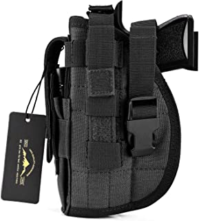 Best airsoft tactical vest with gun holster Reviews