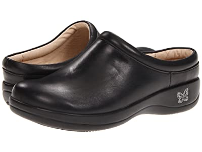 Alegria Kayla (Black Nappa Leather) Women