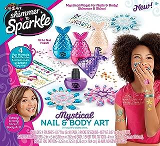 Cra-Z-Art Shimmer & Sparkle Mystical Nail & Body Art