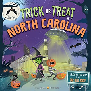 Trick or Treat in North Carolina: A Halloween Adventure In The Tar Heel State