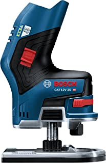 Bosch 12V Max EC Brushless Palm Edge Router (Bare Tool) GKF12V-25N
