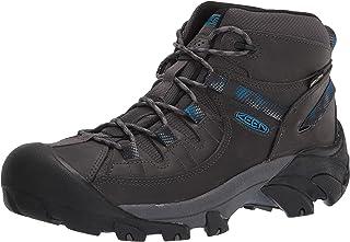 KEEN حذاء برقبة طويلة للرجال Targhee 2 متوسط الارتفاع مقاوم للماء للمشي