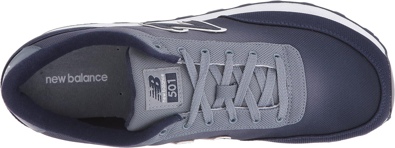 Amazon.com | New Balance Men's 501 Modern Classics Fashion Sneaker ...