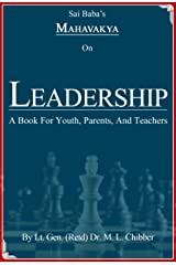 Sai Baba's Mahavakya On Leadership Kindle Edition