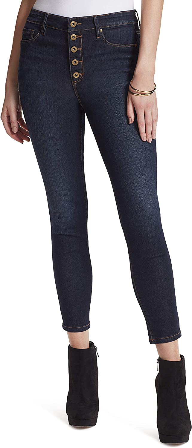Jessica Sales results No. 1 Simpson Women's Adored Curvy Ankle Super sale High Skinny Rise