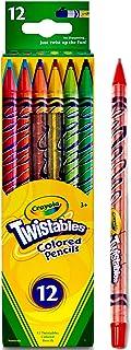 Crayola Twistables Colored Pencils, Multi-Colour, Cy68-7408