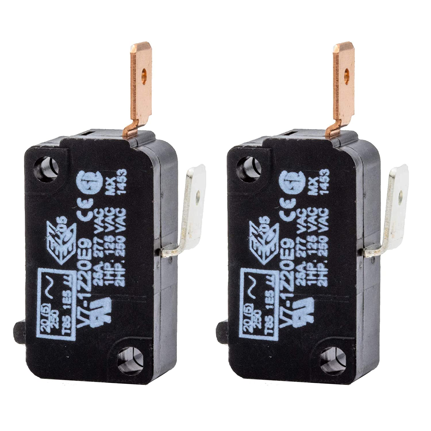 25A Max 83% OFF Micro Switch - Normally Action .250