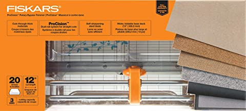 Fiskars Procision Rotary Bypass Trimmer, 12-Inch