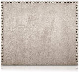 SonnoMATTRESS Cabecero Apolo Tapizado Nido Antimanchas Beige 160X120x8cm