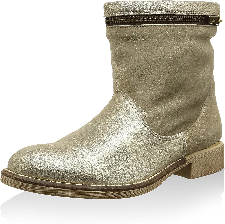 Guess Damen Stiefel Stiefeletten Stiefel Gold Platin Platin Platin  b41c84