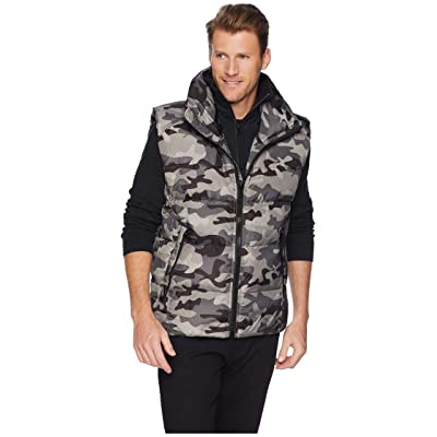 S13 Camo Edge Vest (Grey Camouflage) Men