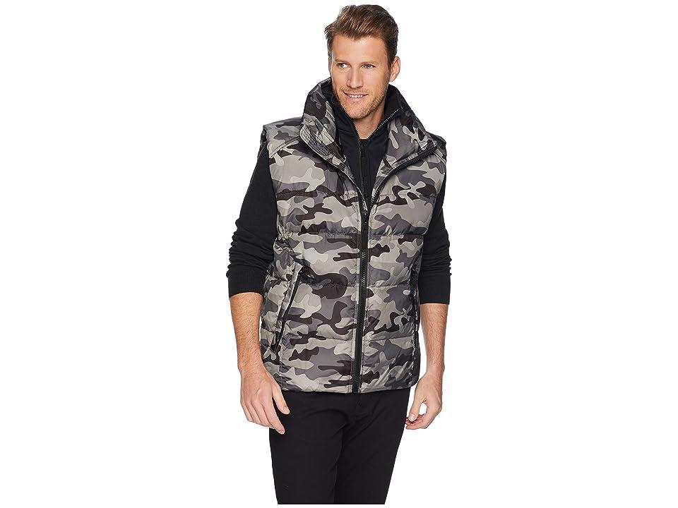 S13 Camo Edge Vest (Grey Camouflage) Men