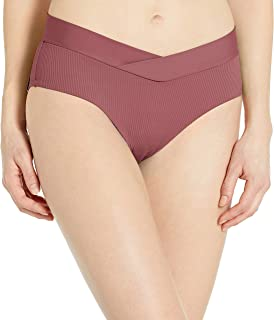 Women's Nuevo Retro High Rise Bikini Bottom Swimsuit
