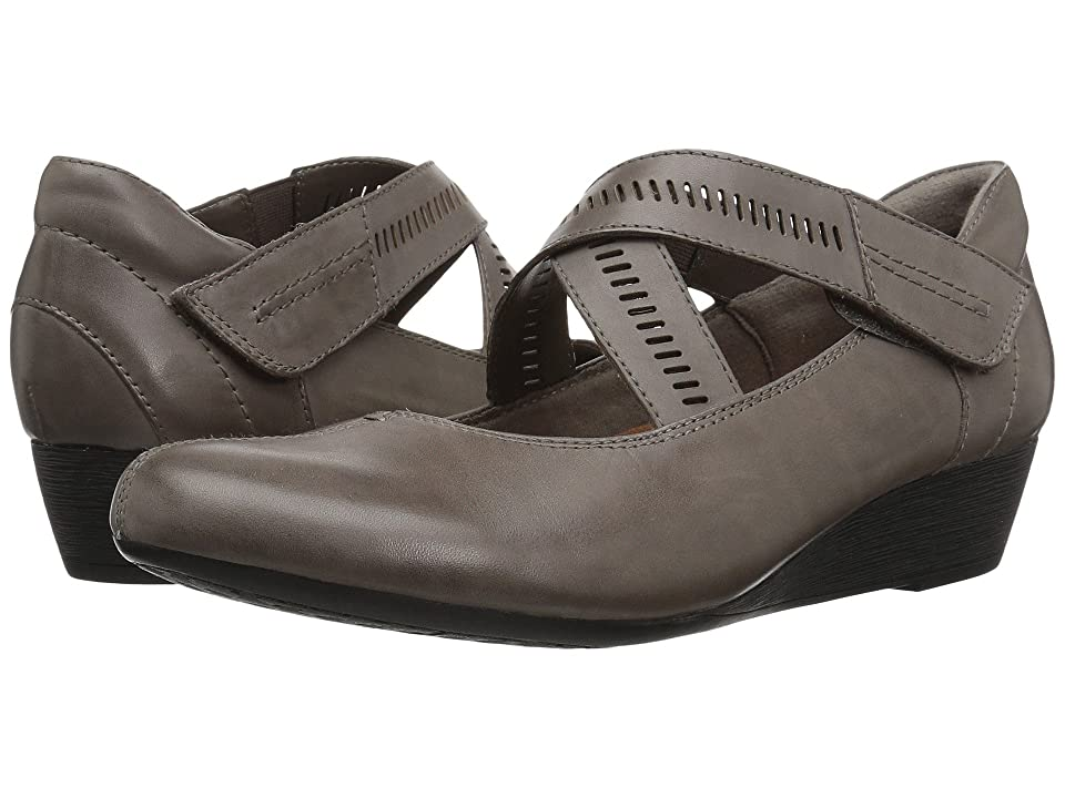 Rockport Cobb Hill Collection Cobb Hill Janet (Stormy Grey) Women