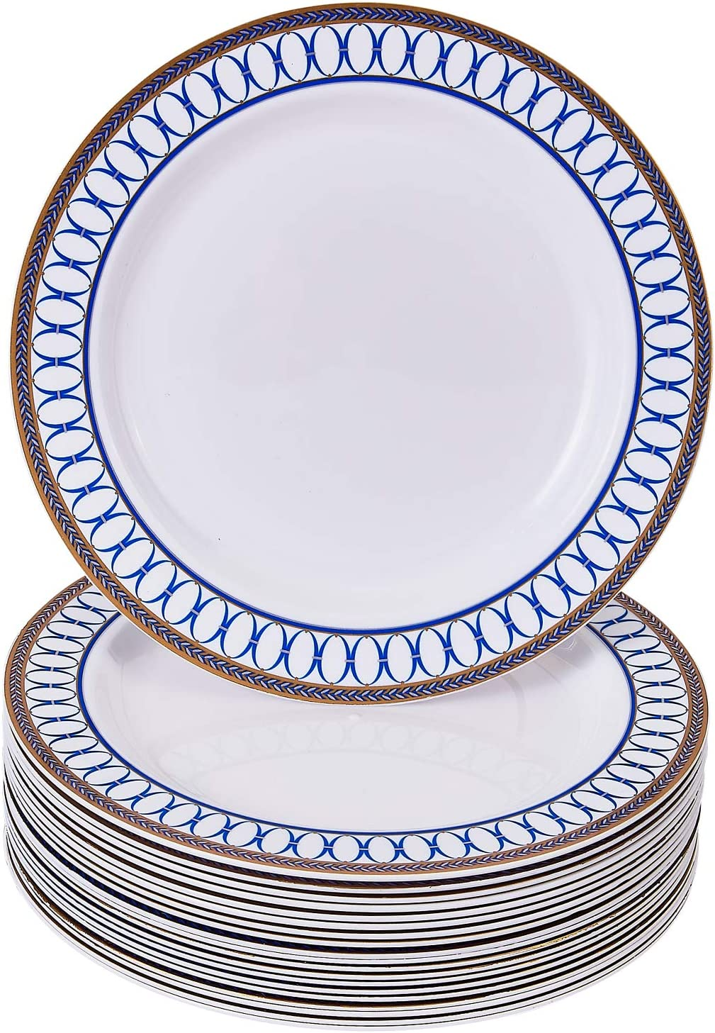 Silver Quantity limited Credence Spoons Collections Disposable Plates Fine Elegant L China
