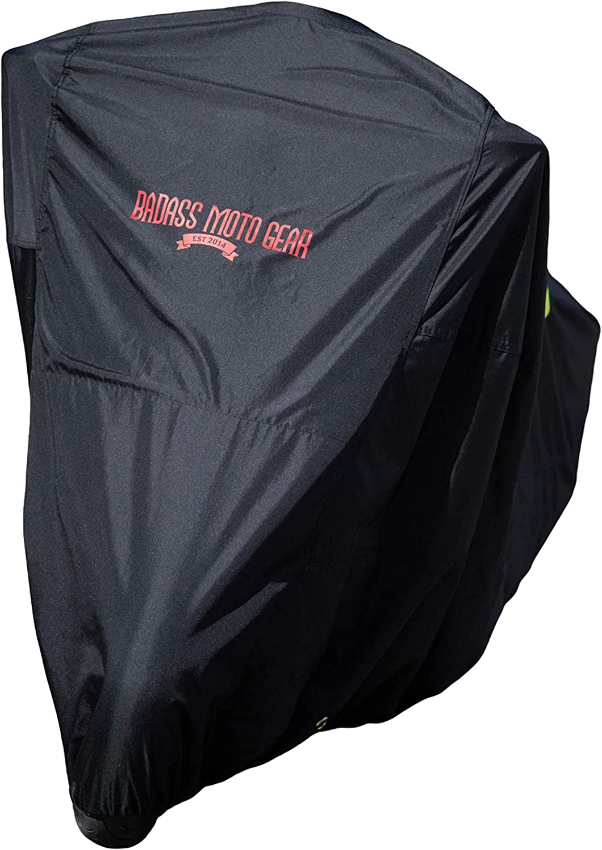Badass Moto Gear Waterproof Motorcycle Cover