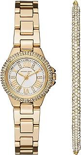 Michael Kors Women's Petite Camille Three-Hand Watch