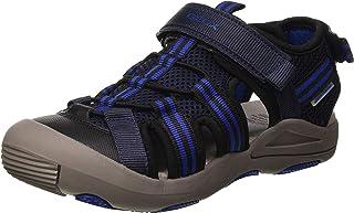 GEOX Boys' JR Kyle A Closed Toe Sandals