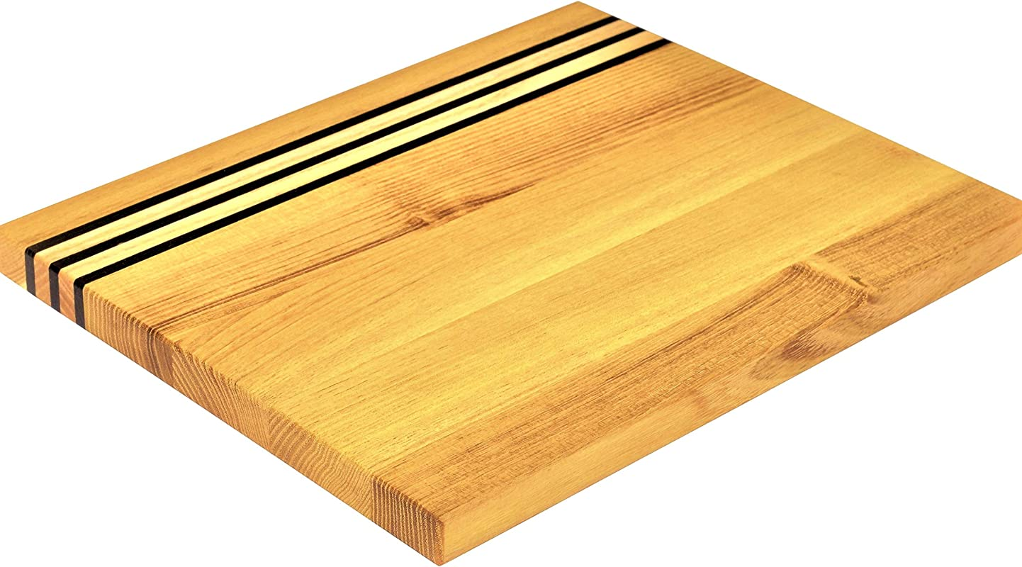 Light Wooden Cutting Board Small Size 12x10x0 7 Great Small Cutting Boards For Kitchen Made From Acacia Best Cutting Board For Those Who Appriciates Order And Free Space In The Kitchen