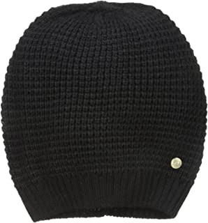 BCBGeneration Women's Waffle Stitch Solid Slouch Hat