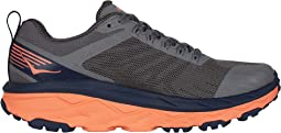 Charcoal Gray/Fusion Coral