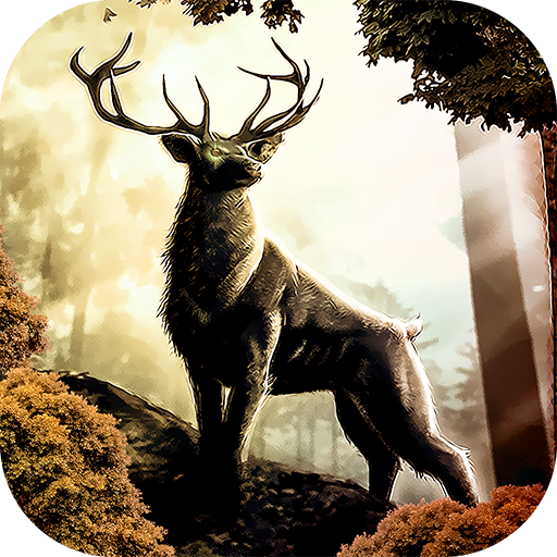 Exotic Deer Hunting 3D - Hunt the Stags in Beautiful Forest to become The Best Hunter of Season