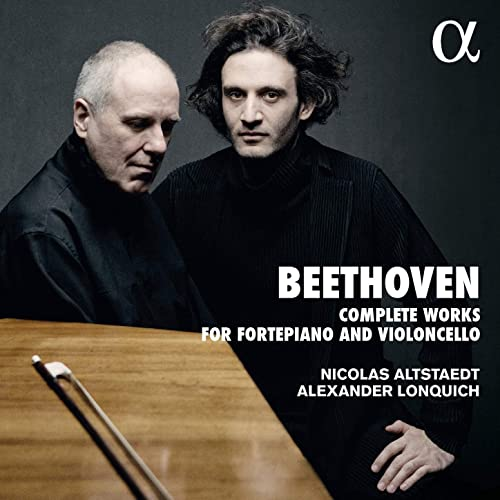 Beethoven: Complete Works for Fortepiano and Violoncello
