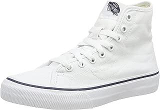Vans U Sk8-hi Decon Unisex Adults' Hi-Top Sneakers, White ((canvas) True - 9 UK (43 EU)