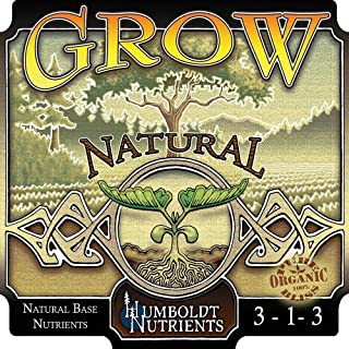 Humboldt Nutrients OG405 Grow Natural , 32-Ounce