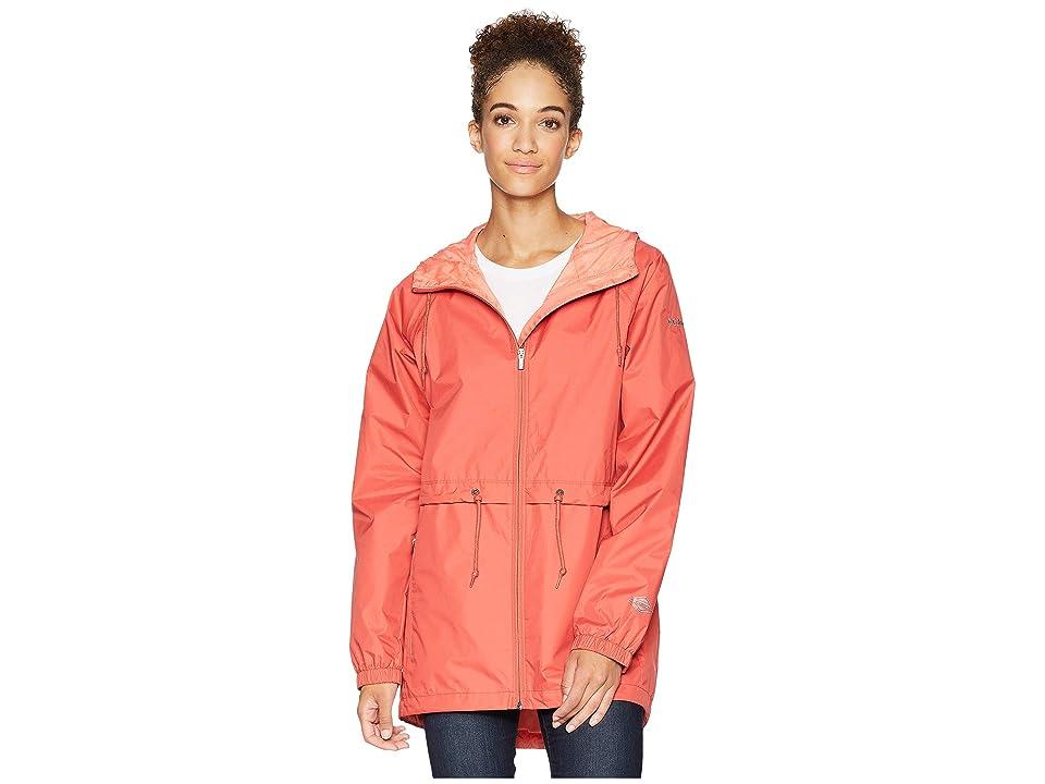 Columbia Arcadia Casual Jacket (Coral/Melonade) Women