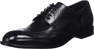 Geox U Saymore F, Zapatos de Cordones Brogue Hombre, 46 EU