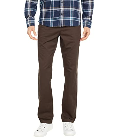 Toad&Co Five-Pocket Mission Ridge Pants Lean (Barn Wood Vintage Wash) Men