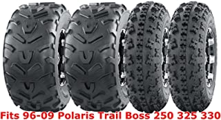 Best polaris trail boss 325 wheels Reviews