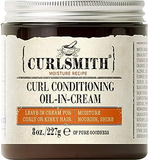 Curlsmith Curl Conditioning Oil in Cream - Crema Leave In Natural para Pelo Rizado