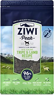 ziwipeak lamb and tripe