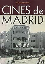 Cines de Madrid de David Miguel Sánchez Fernández (1 feb 2012) Tapa blanda