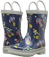 Hatley Kids - Retro Rocket Rainboots (Toddler/Little Kid)