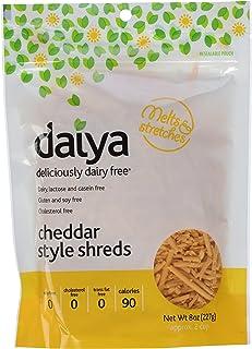 Daiya Dairy Free Cheese Shreds, Cheddar, 8 oz