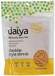 Daiya, Cheddar Style Shreds, 8 oz