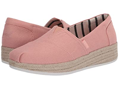 BOBS from SKECHERS Highlights 2.0 Fairy Duster (Blush) Women