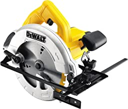 Dewalt DWE560-QS Sierra Circular 1.350W-65 mm Prof. -diámetro de 184 mm, Amarillo, 30.4 cm