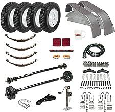 Tandem Axle Trailer Parts Kit - (95