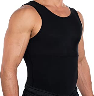 Esteem Apparel Original Max Men's Slimming Body Shaper Compression Shirt