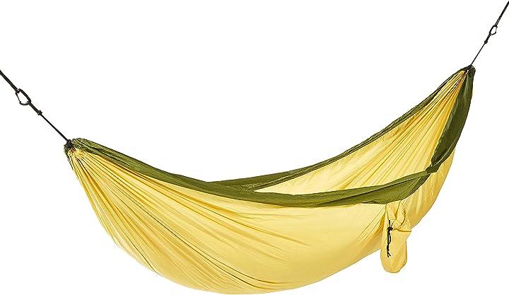 Amaca amazon basics lightweight double camping hammock B076PQ4PV5