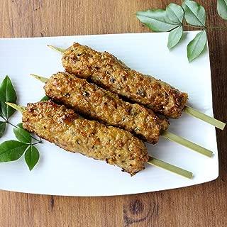 水郷のとりやさん 国産 鶏肉 軟骨入 親鳥 つくね 焼鳥 (タレ) 3本 調理済