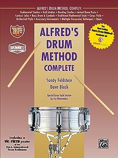 Alfred'S Drum Method, Complete