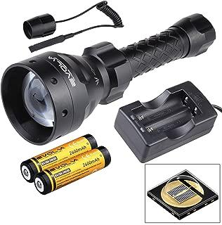 Best flashlight ir filter Reviews