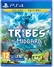 Tribes of Midgard: Deluxe Edition - PlayStation 4 - Deluxe Edition