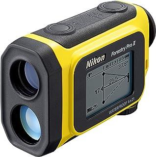 Nikon Forestry Pro II Australian Warranty Nikon Forestry Pro II Laser Range Finder, Yellow And Black (BKA094YA)